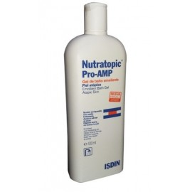 Nutratopic Gel Bain Emolliente (400 Ml)