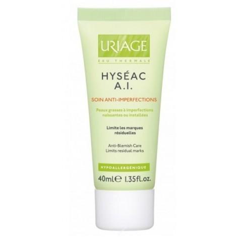 Uriage Hyseac A.I (40ml) Matifie Et Limite Les Imperfections