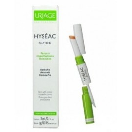 URIAGE HYSEAC BI STICK LOTION 3ML/STICK 1G