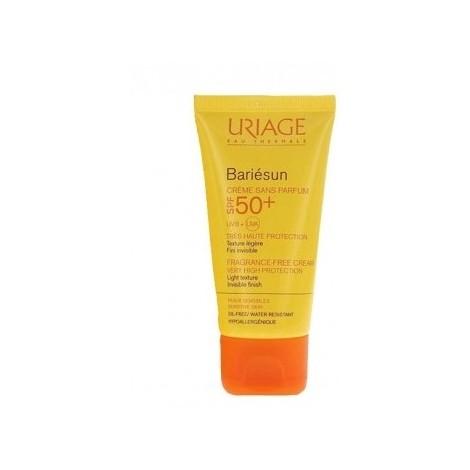 Uriage Bariesun Crème Sans Parfum Spf 50+ (50mL) Très Haute Protection