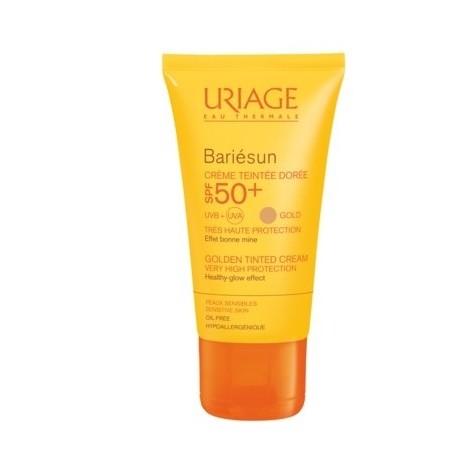 Uriage Bariesun Crème Teintée Dorée Spf 50+ (50ml)