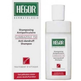 Hegor Shampoing Antipelliculaire D'Attaque Soin Au Climbazole (150 Ml)