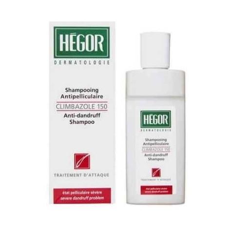 Hegor Shampooing Antipelliculaire D`Attaque Soin Au Climbazole (150 Ml)