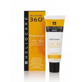 Heliocare 360° Fluide Crème Protecteur Solaire Spf50