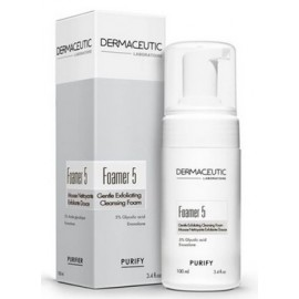 Dermaceutic Foamer 5 Mousse Nettoyante (100ml)