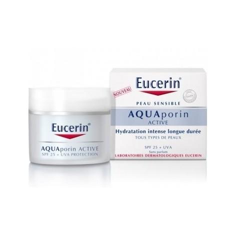 Eucerin Aquaporin Soin Jour Riche (50 Ml)