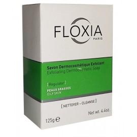 Floxia Savon Exfoliant peau grasse (125g)