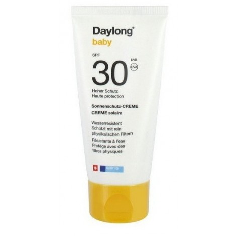 Daylong Baby Crème Solaire Haute Protection Spf30 (50ml)