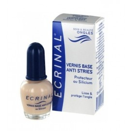 Ecrinal Vernis Base Anti-Stries (10 Ml)