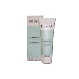 Placentor Végétal Fluide Hydratant Peaux Normales, Mixtes (40 Ml)