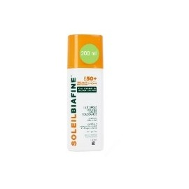 Biafine Soleil Biafine Lait Spray Haute Tolérance SPF 50+ (200 Ml)