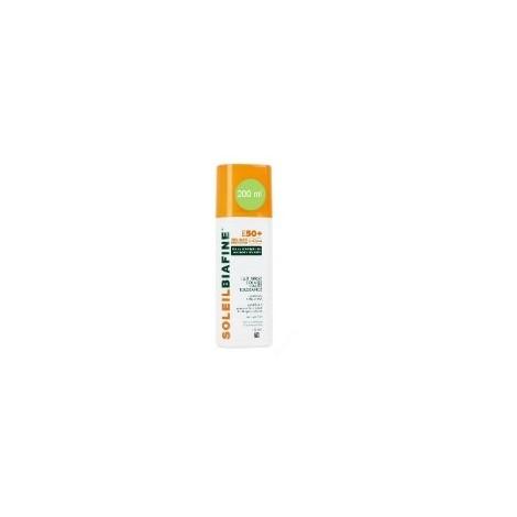 Soleil Biafine Lait Spray Haute Tolérance SPF 50+ (200 Ml)