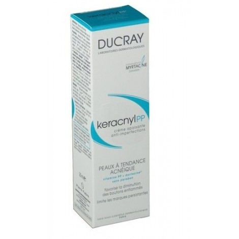 Keracnyl Pp Crème Soin Apaisant Anti-Imperfections (30 Ml)