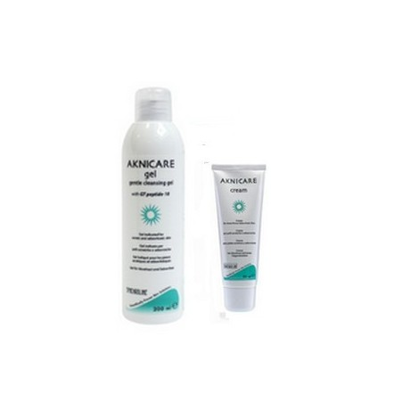 Aknicare pack gel and cream