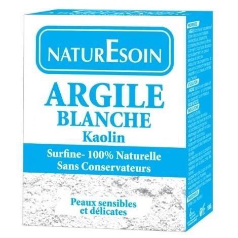 Naturesoin Argile Blanche (100g)