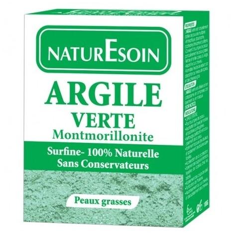 Naturesoin Argile Verte (100g)