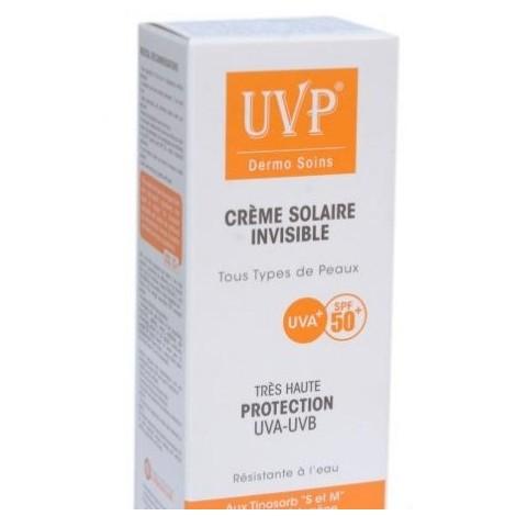 UVP Ecran solaire invisible 50+