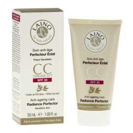 Laino CC Cream - Soin Anti-Âge Perfecteur Eclat (50ml)