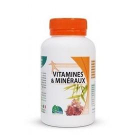 Mgd Nature Vitamines & Minéraux (120 Gélules)