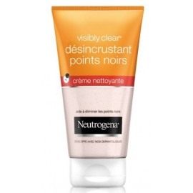 Neutrogena Visibly Clear Anti-Points Noirs Crème Nettoyante(150ml)