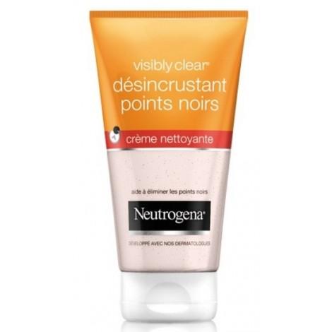 Neutrogena Visibly Clear Anti-Points Noirs Crème Nettoyante(150ml)