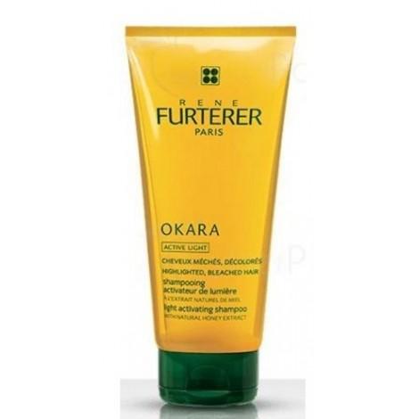 Rene Furterer Okara Shampooing Active Lumiere (200 Ml)