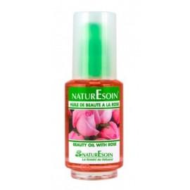 NatureSoin Huile De Beauté À La Rose (50ml)