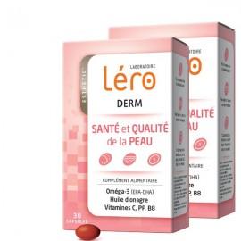 Léro Derm Nutrition Anti-âge (30 Capsules)