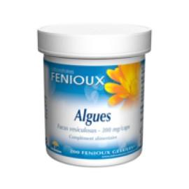 Fenioux Algues (Fucus vesiculosus) 200 gélules