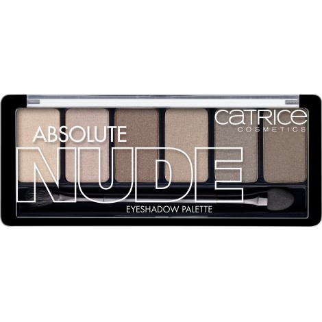 Catrice Absolute Nude Eyeshadow Palette, (010 All Nude
