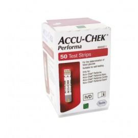 Accu-Chek Bandelettes Performa (50 unités)