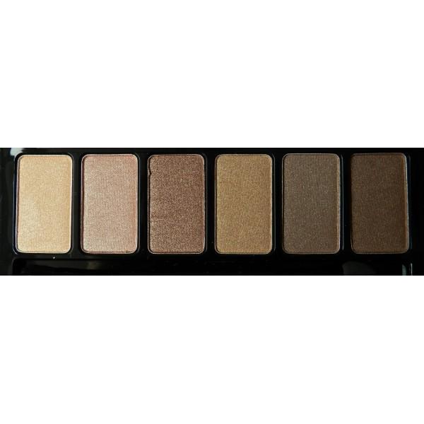 Catrice Absolute Nude Eyeshadow Palette - Paletka 6 cieni