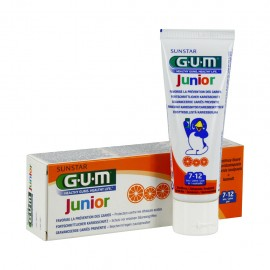 Gum Dentifrice Junior ORANGE