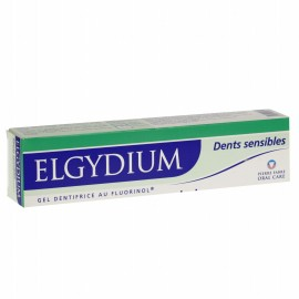 Elgydium Gel Dents Sensibles (75 Ml)