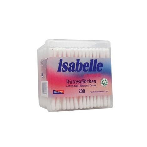 Isabelle Cosmetic Disques de coton (80 pièces)