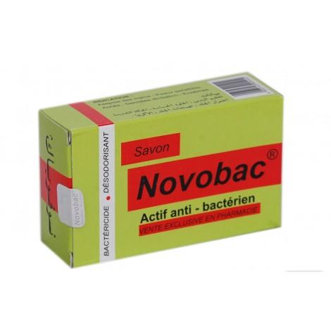 Novobac Savon Actif Anti-bactérien