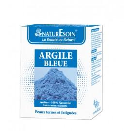 NaturEsoin Argile Bleue (100g) Peaux ternes et fatiguées