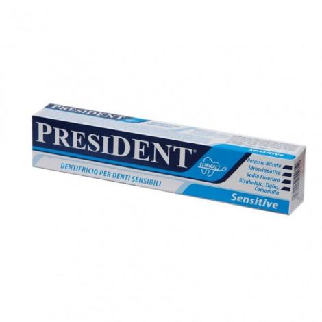 Dentifrice President Sensitive 75 ml