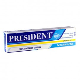 President Gel Sensitive plus 30 ml