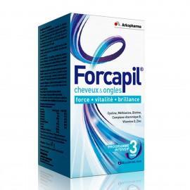 Arkopharma Forcapil Cheveux et Ongles (180 Gélules)