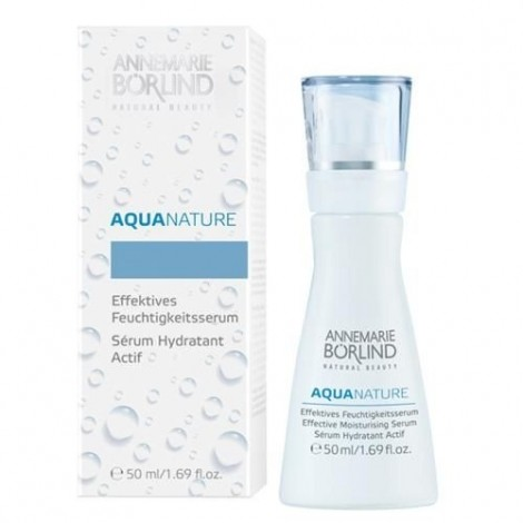 Borlind Aquanature Serum hydratant Actif
