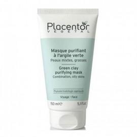 Placentor Vegetal Masque Purifiant À L'argile Verte