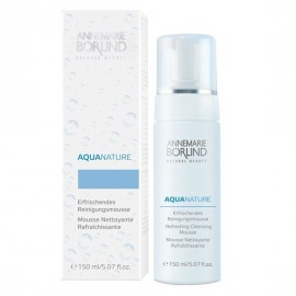 AnneMarie Borlind Aquanature Mousse Nettoyante 150 ml