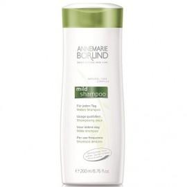 Annemarie Borlind Shampoing Mild (Seide) Usage fréquent 200 ml