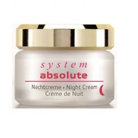 AnneMarie Borlind system absolute Crème de nuit 50 ml