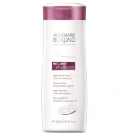 AnneMarie Borlind shampoing volume cheveux fins 200ml