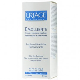 Uriage Emolliente Ultra-Riche 150 ml