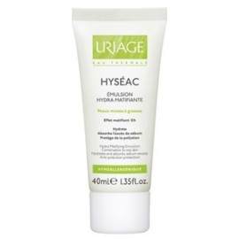Uriage Hyséac Emulsion Hydra Matifiante (40ml )
