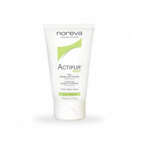 Noréva Actipur Gel Dermo-Nettoyant 150ml