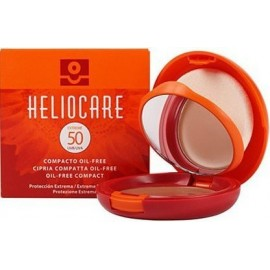 Heliocare Oil Free Compact Brown Spf 50 (10 G)
